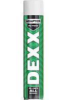 Пена монтажная, адаптерная, всесезонная, 750мл, DEXX Adapter