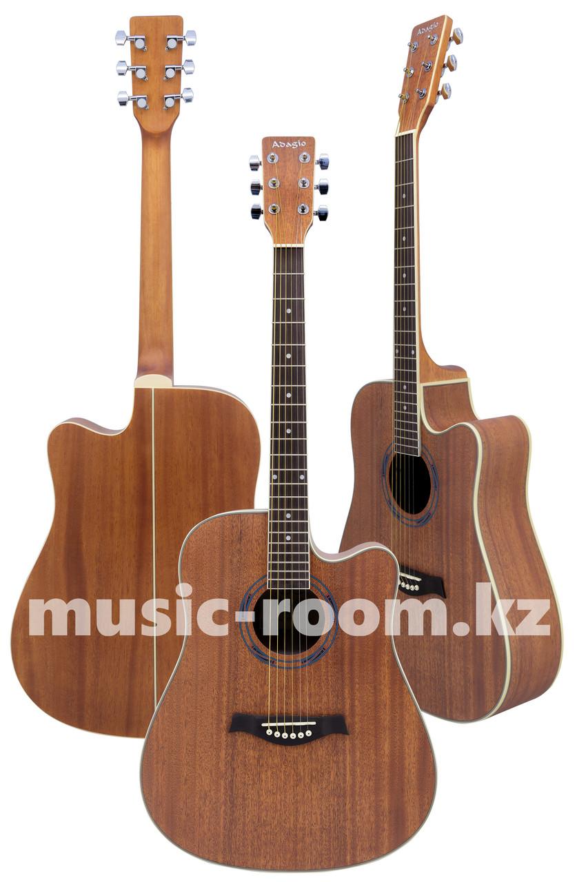 Акустическая гитара  Adagio MDF- 4183C MG