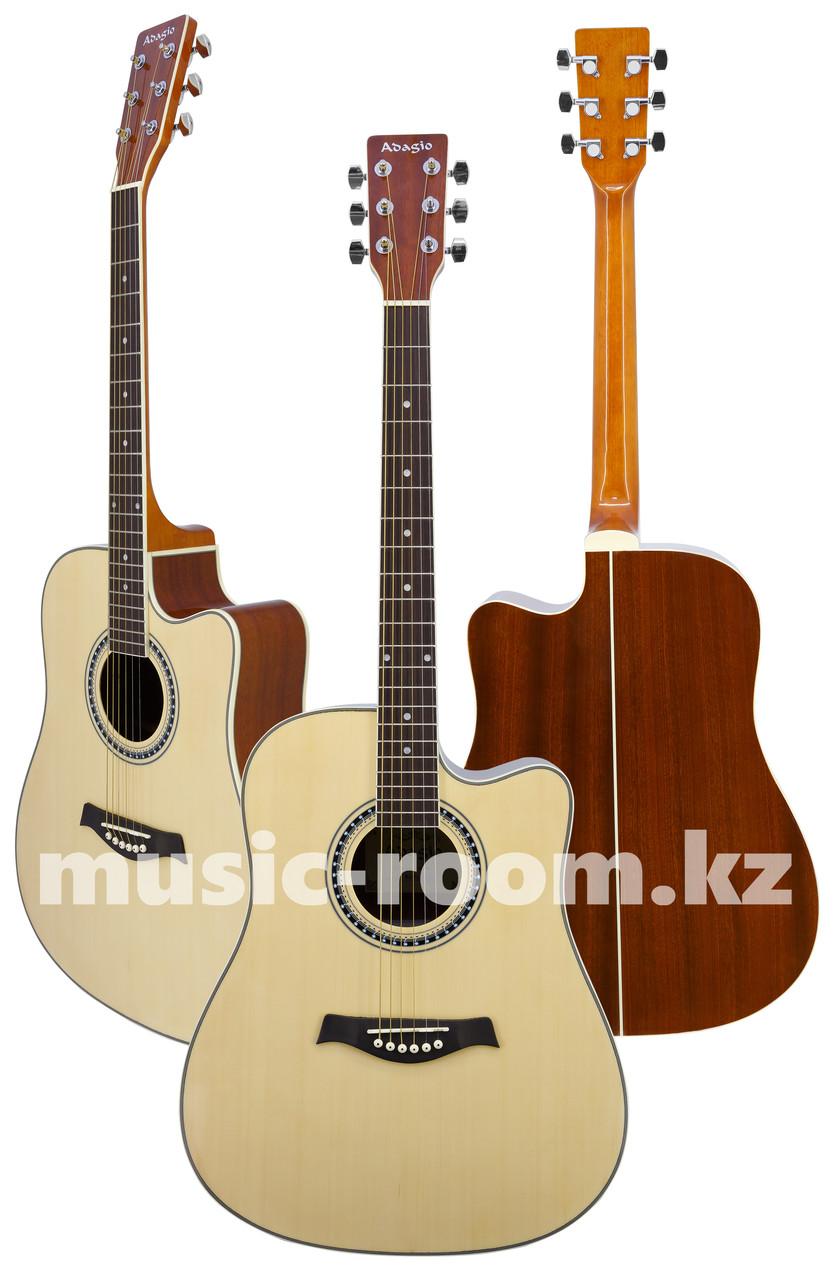 Гитара акустическая Adagio MDF-4122С