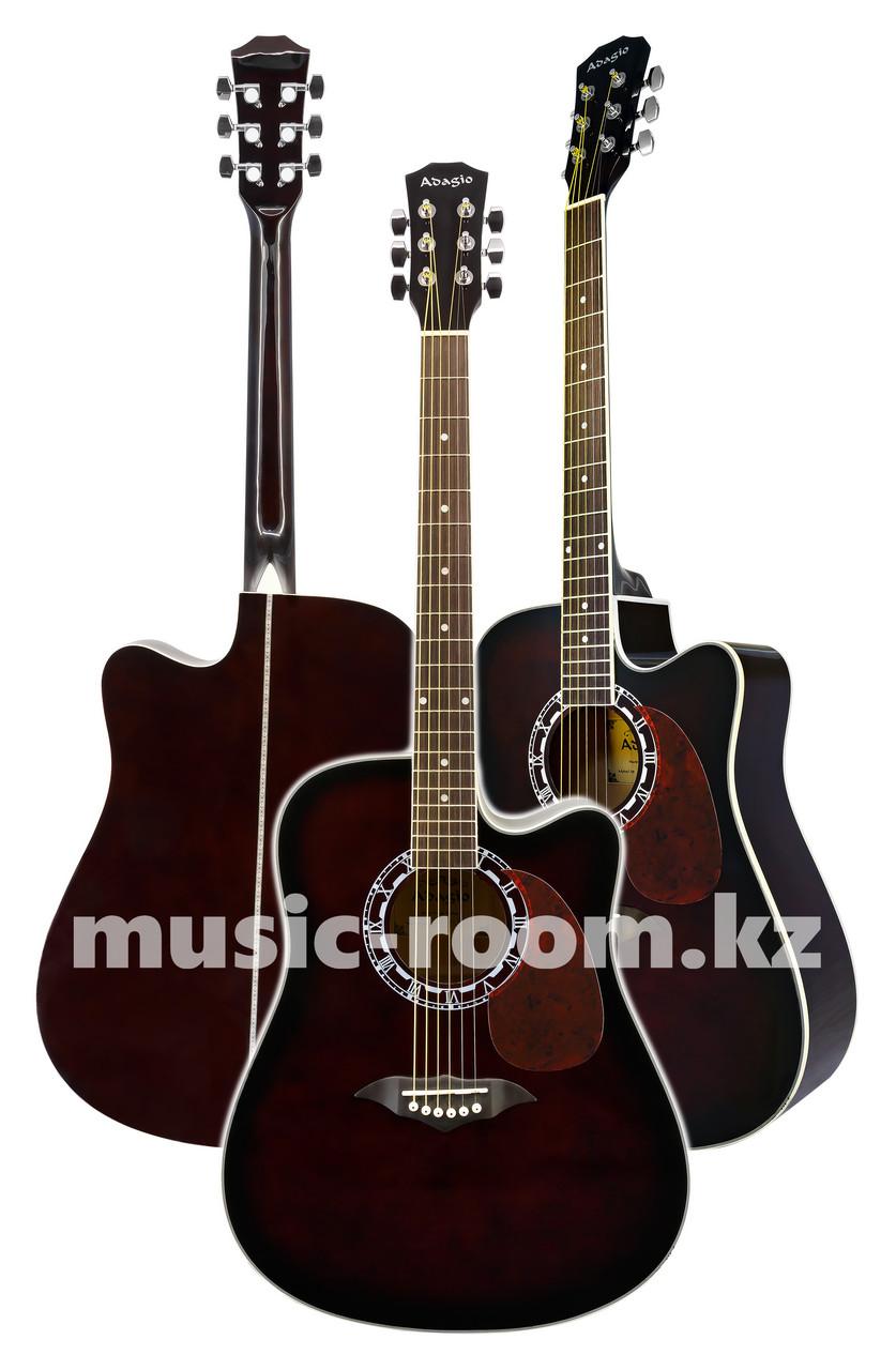 Акустическая гитара  Adagio KN-41WRS
