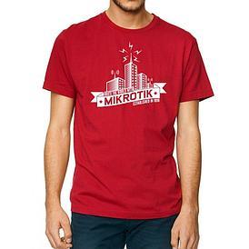 Футболка MikroTik T-shirt (L size)