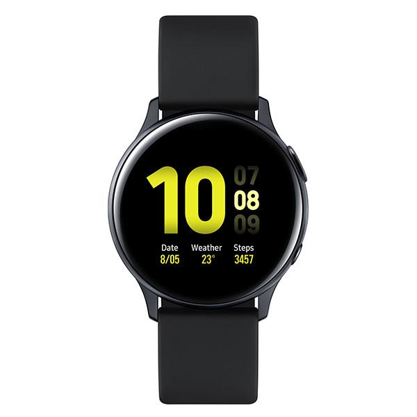 Galaxy Watch Active-2 Aluminium (44mm) SM-R820NZKASKZ black  (072178)