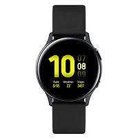 Galaxy Watch Active-2 Aluminium (44mm) SM-R820NZKASKZ black  (072178), фото 1