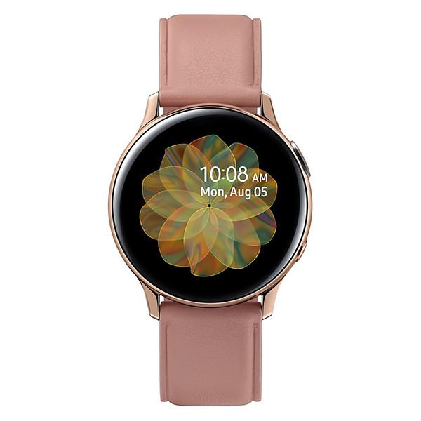 Galaxy Watch Active-2 Stainless (44mm) SM-R820NSDASKZ gold   (084393)
