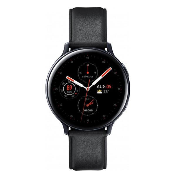 Galaxy Watch Active-2 Stainless (44mm) SM-R820NSKASKZ black  (084348)