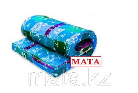 Матрас поролоновый 80х200, толщина 10 см, фото 2