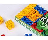 Кубус. Обучающий игровой конструктор.40 элементов №1, №2. Биплант, фото 9