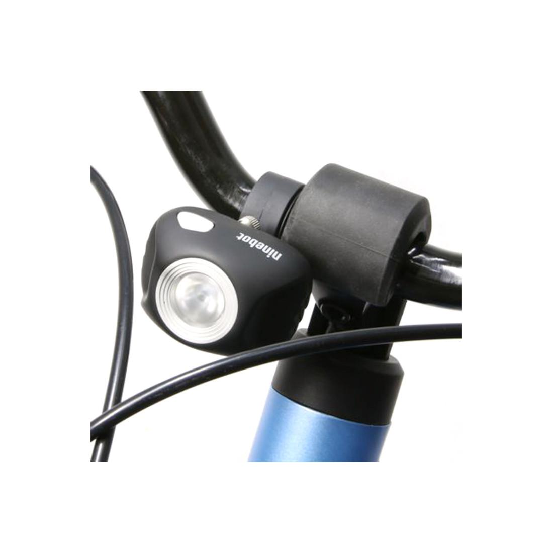 Светодиодный фонарь для Segway Ninebot KickScooter Черный - фото 2