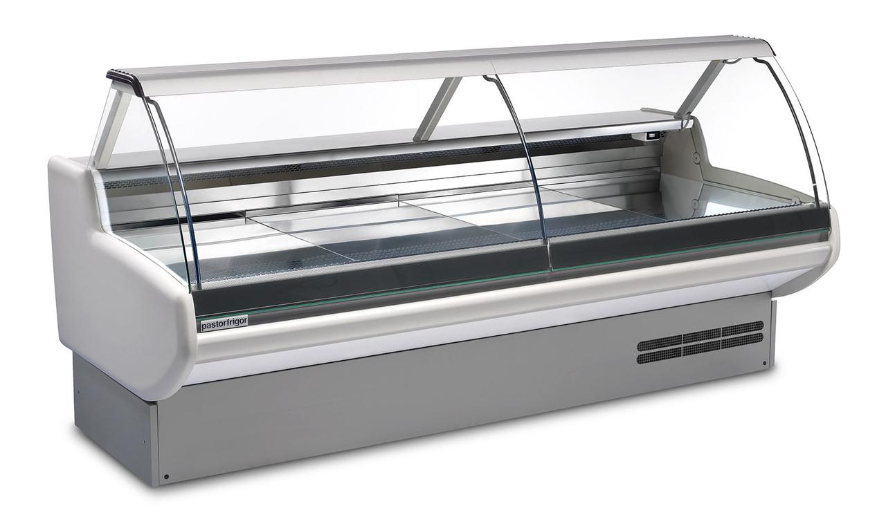 Холодильная витрина Aurora Slim Plug-In 125 рыба на льду