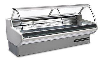Холодильная витрина Aurora Slim Plug-In 375 рыба на льду