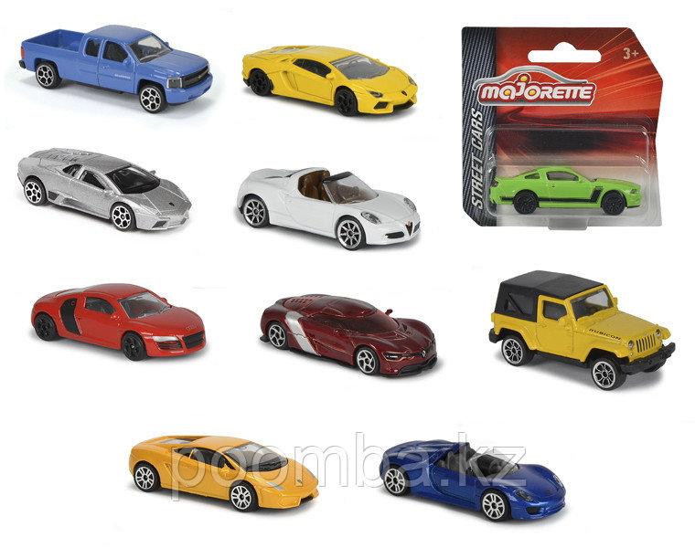Машинка Street Cars (18 видов в асс.) Majorette