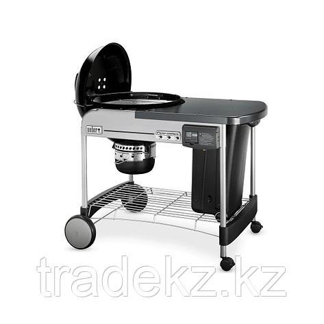 Угольный гриль Weber Performer Deluxe GBS, черный цвет (57 см), фото 2