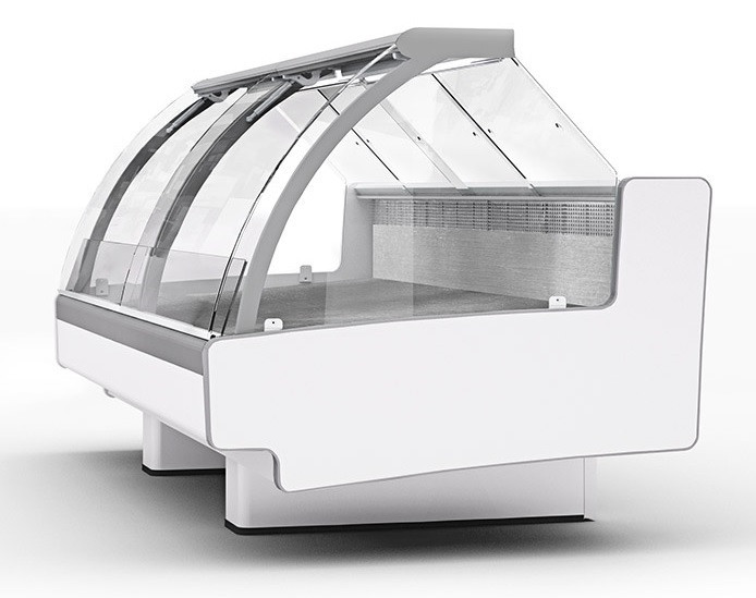 Холодильная витрина Aurora Slim Plug-In 375 кондитерская