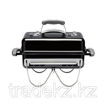 Угольный гриль Weber Go – Anywhere, черный цвет, фото 2