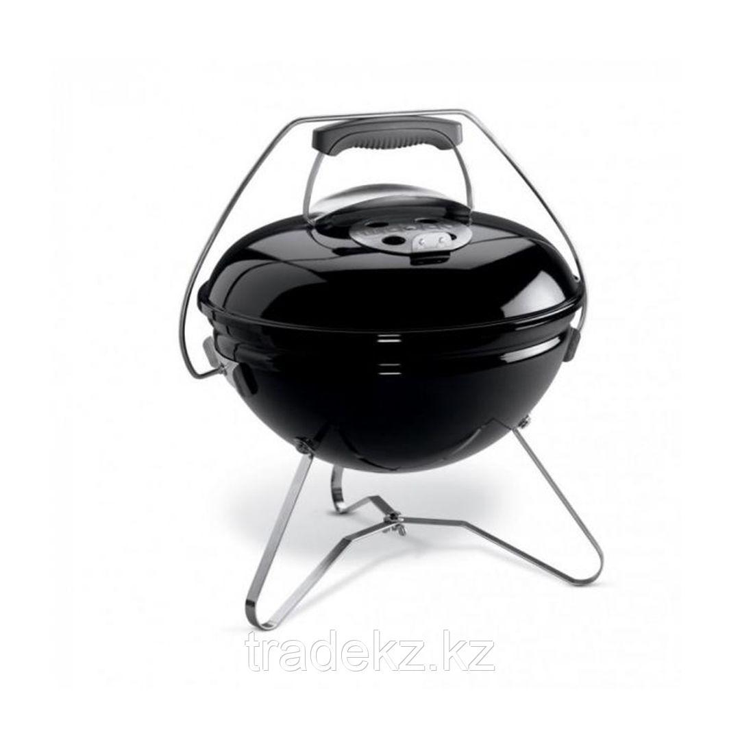 Угольный гриль Weber Smokey Joe Premium (37 см), черный цвет