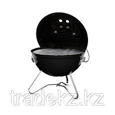 Угольный гриль Weber Smokey Joe Premium (37 см), черный цвет, фото 3