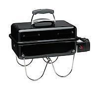 Газовый гриль Weber Go-Anywhere, черный цвет, фото 1