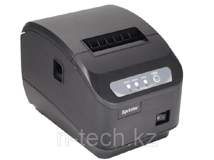 Термопринтер чеков Xprinter XP-Q200, LAN