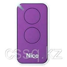 NICE INTI2L Пульт управления 2-канальный, цвет ЛИЛОВЫЙ