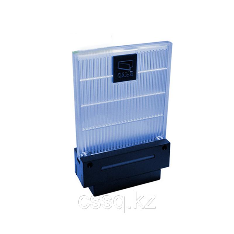 Лампа сигнальная универсальная 230/24 В, светодиодная, синяя, Новый Дизайн (арт.001DD-1KB)