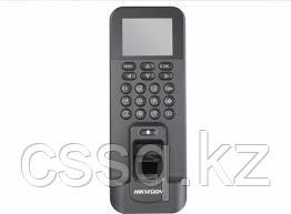 Hikvision DS-K1T804F Терминал доступа со встроенным считывателем отпечатков пальцев