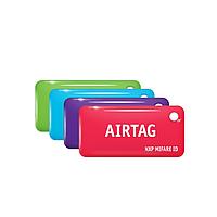 Брелок AIRTAG Mifare ID 64byte, 4 byte nUID (standard, цвет голубой,)
