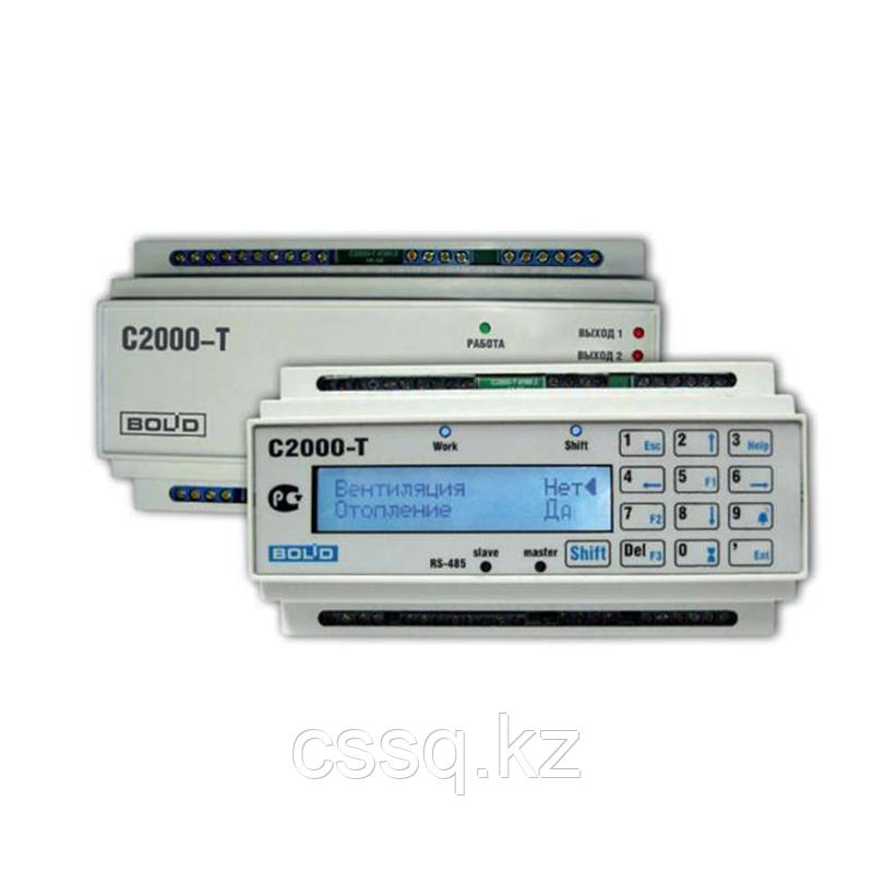 С2000-Т Контроллер технологический