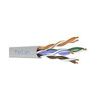 Паритет ParLan U/UTP Cat 5e 4x2x0.52 PVC кабель (провод)