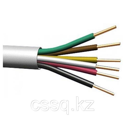 CAB 006 SHILD кабель 6-ти жильный экранированный