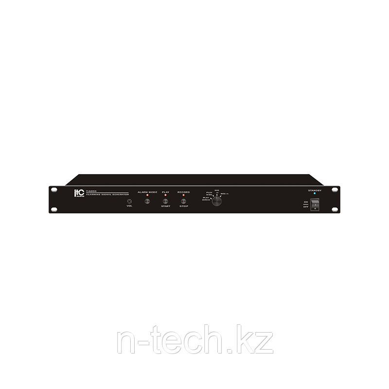 ITC T-6203 Аварийная панель с речевым модулем