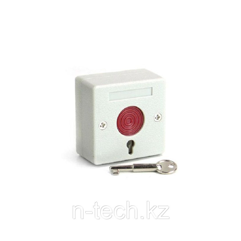 HO 01 Кнопка тревожная с фиксацией