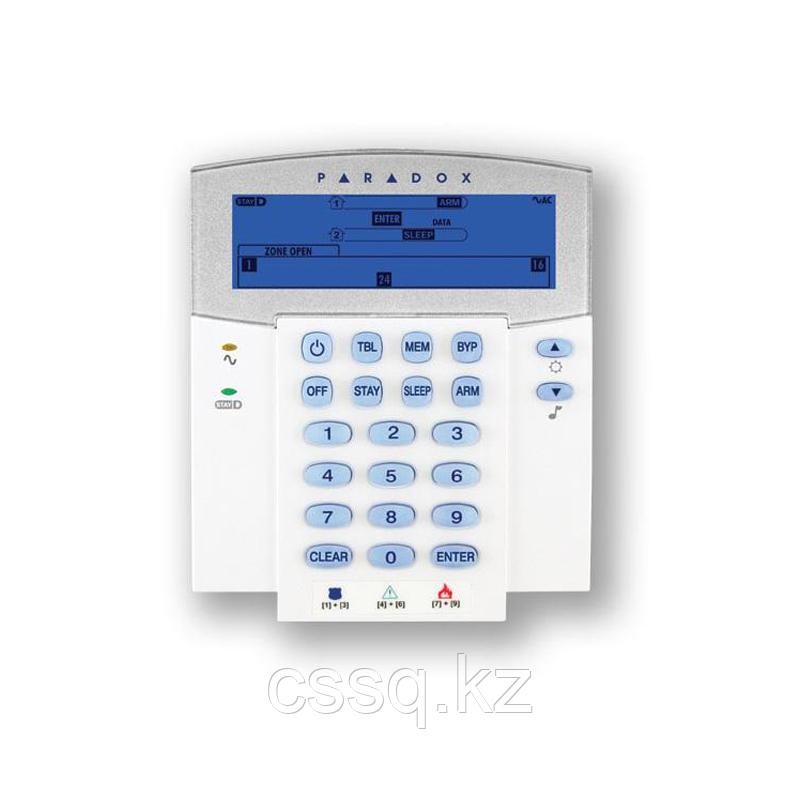 Paradox K37 Беспроводная 32-зонная иконная клавиатура