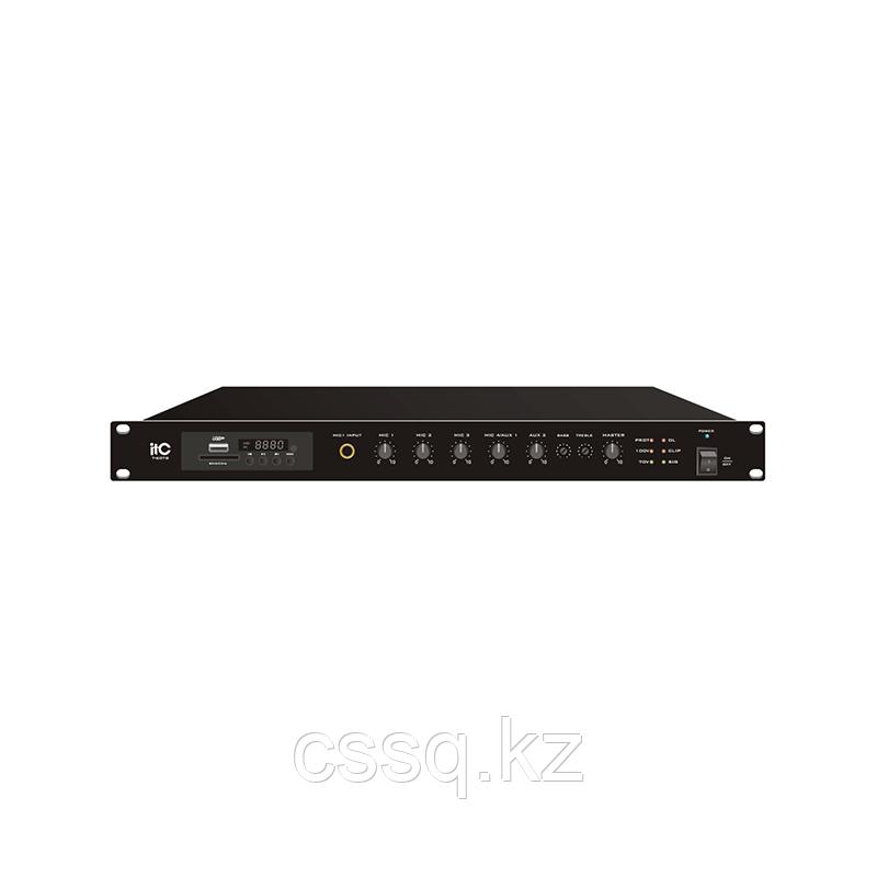 ITC T-120TB Микширующий усилитель 120Вт