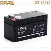 Аккумулятор DT 12012 Delta (12В, 1,2А)