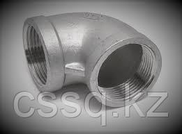 DN50*DN65 (90 градусов) Отвод резьбовой