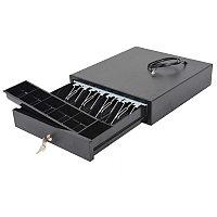 Денежный (кассовый) ящик MERCURY CD-330E cash drawer, black (черный)