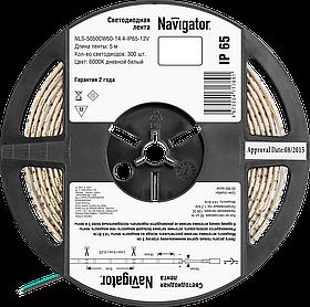 Лента СД NLS-5050CW60-14,4-IP65-12V R5 71 769 Navigator