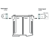 ACT20P-VI-CO-OLP-S, Преобразователь тока, С питанием от выходной токовой петли,Вход: 4-20 mA, Выход: 2 x 4-2mA, фото 2