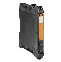 ACT20P-VI1-CO-OLP-S, Преобразователь тока, С питанием от выходной токовой петли,Вход: 0-5V, Выход: 2 x 4-2mA