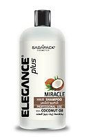 """Шампунь для волос с кокосовым маслом """"Miracle"""" 1000 ml"""