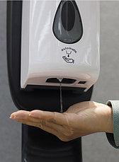 Автоматический спрей дозатор Breez в комплекте с подставкой CD-5018AP-Y, фото 2