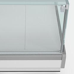 Холодильная витрина Aurora Slim SQ Plug-In 125 вентилируемая Self