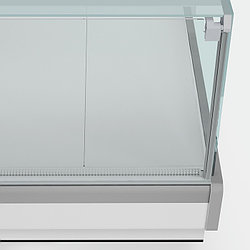Холодильная витрина Aurora Slim SQ Plug-In 250 вентилируемая Self