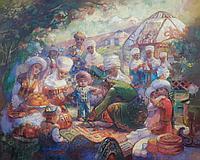"""Тё Елена """"Тусау Кесер"""""""