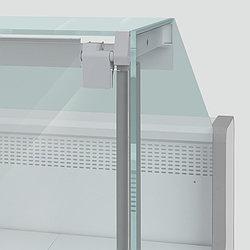 Холодильная витрина Aurora Slim SQ Plug-In 190 рыба на льду