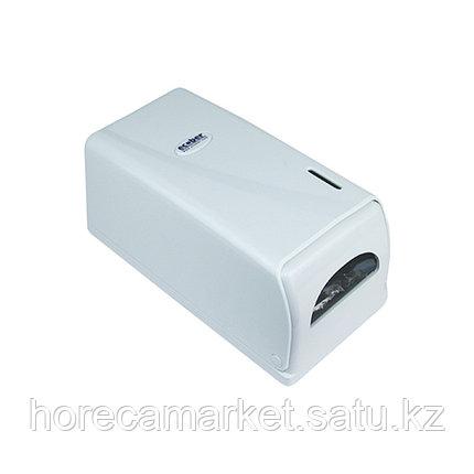 Диспенсер для туалетной бумаги C-V-укладки белый, фото 2