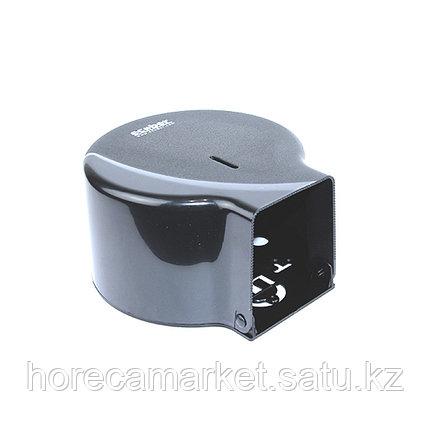 Диспенсер для туал.бумаги Джумбо черный 1310, фото 2