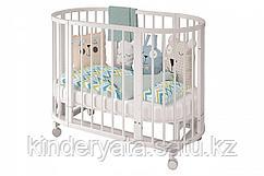 Детская кроватка - трансформер 8 в 1 Можгинский лесокомбинат Сильвия