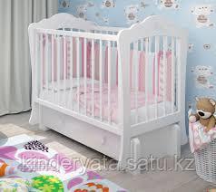 Детская кроватка Можгинский лесокомбинат Амалия-3