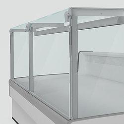 Холодильная витрина Aurora Slim SQ Plug-In 125 низкотемпературная